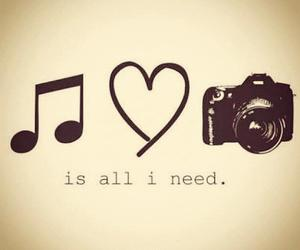 music, love, and photography image