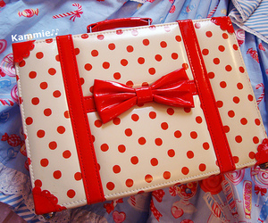 angelic pretty, bag, and dots image