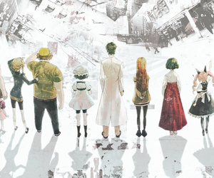 anime and steins;gate image