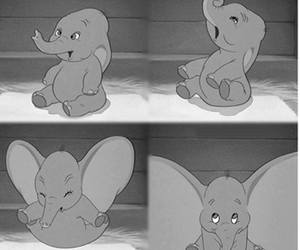 black and white, disney, and beautiful image