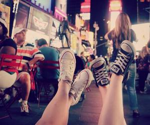 best friend and converse image
