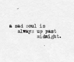 sad, quotes, and soul image