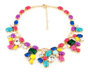 candy color, fashion, and jewelry image