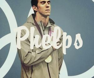 love, idol, and Michael Phelps image