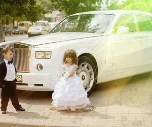 wedding, boy, and kids image