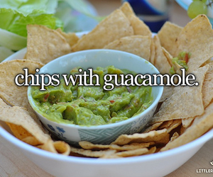 chips, food, and quotes image
