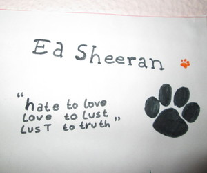 +, sheerio, and love image