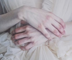 beautiful, photography, and hands image