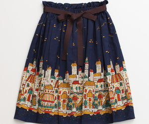 fairytale, skirt, and storybook image