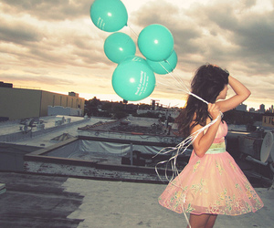 <3, perfect hair, and pretty dress image