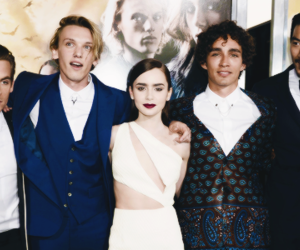tmi, cityofbones, and lillycollins image