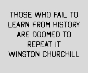 churchill, inspire, and quote image