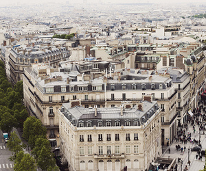 paris and city image