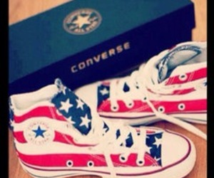 all star, beautiful, and converse image