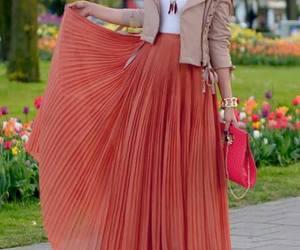 fashion, girl, and nice image