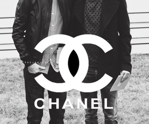 chanel, boy, and twins image