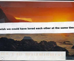 love, quote, and postsecret image