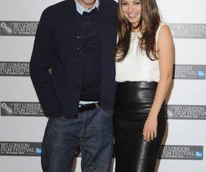 Mila Kunis and Vincent Cassel image
