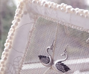 earrings, french, and jewelry image