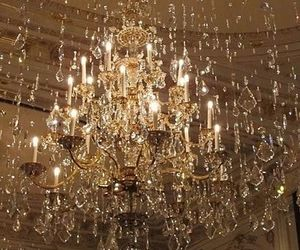 chandelier and sparkle image