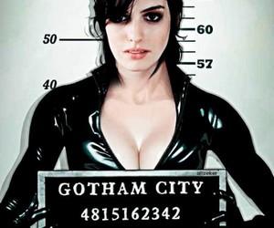 girl, sexy, and police image