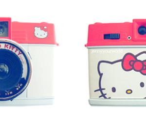 camera, ybf, and hello kitty image
