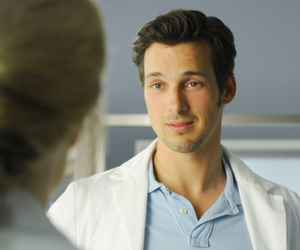 doctors diary and florian davud fitz image