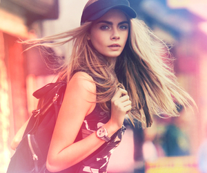 cara delevingne, girl, and model image