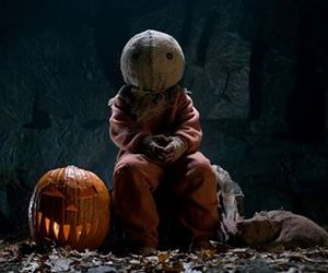 Halloween, autumn, and boy image