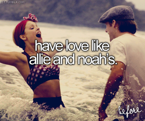 the notebook, bucket list, and love image