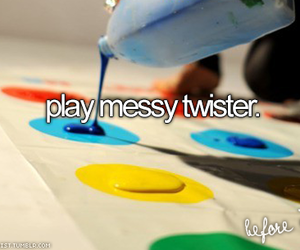 twister and messy image
