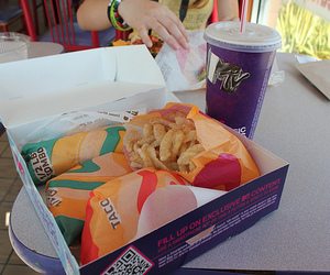 food, taco bell, and tumblr image