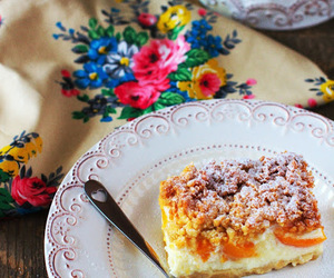 apricot, apricots, and bake image