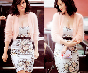 katy perry, pretty, and dress image