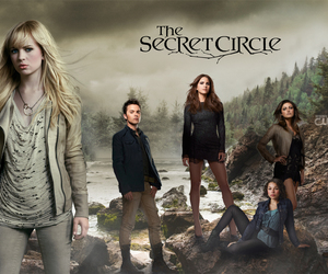 the secret circle and cw image
