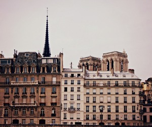 architecture, balcony, and europe image