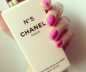 love, chanel, and five image