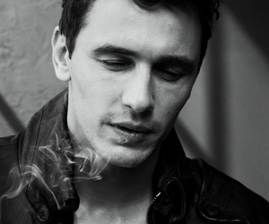 james franco and smoke image