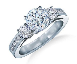pretty, ring, and Tiffanys image