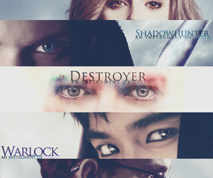 the mortal instruments, clary fray, and chosen image