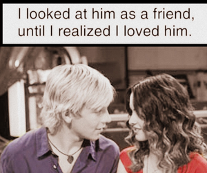 auslly, austin and ally, and love image
