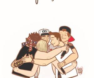 one direction, family, and liam payne image