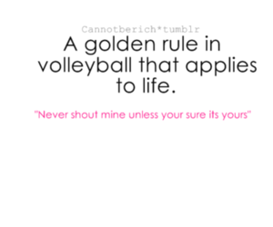 life, mine, and volleyball image