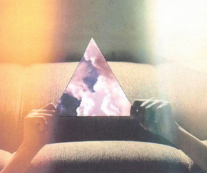 triangle, hipster, and photography image