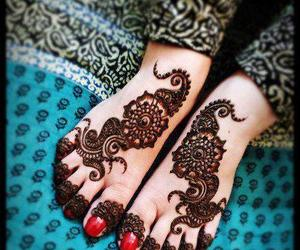 henna, mehndi, and art image