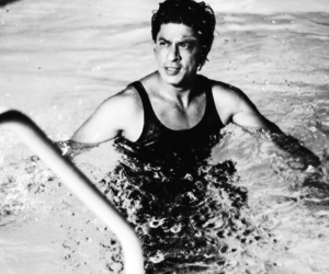 black and white, water, and bollywood image