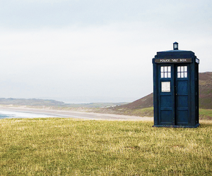 bbc, doctor, and tardis image