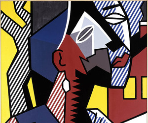 expressionism, lines, and pop art image
