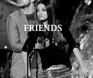 funny, justin timberlake, and Mila Kunis image