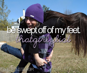boy, couple, and justgirlythings image